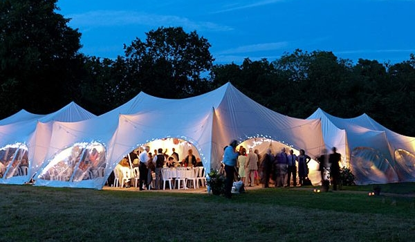 Marquees for events