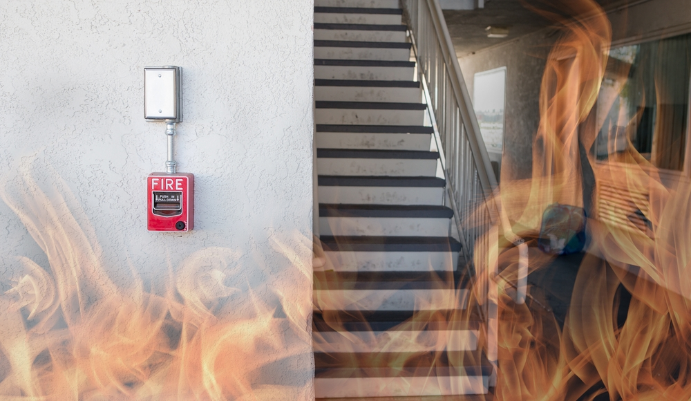 Do you have paying guests? Fire Guidelines