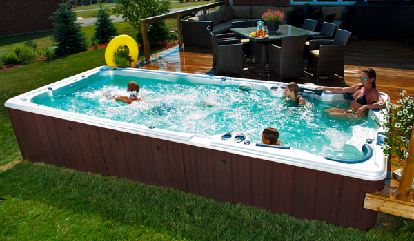 High quality hot tubs for your guests