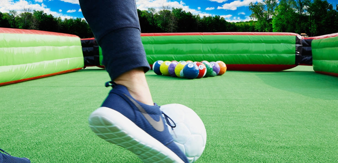 Keeping your guests entertained - Alternative sports